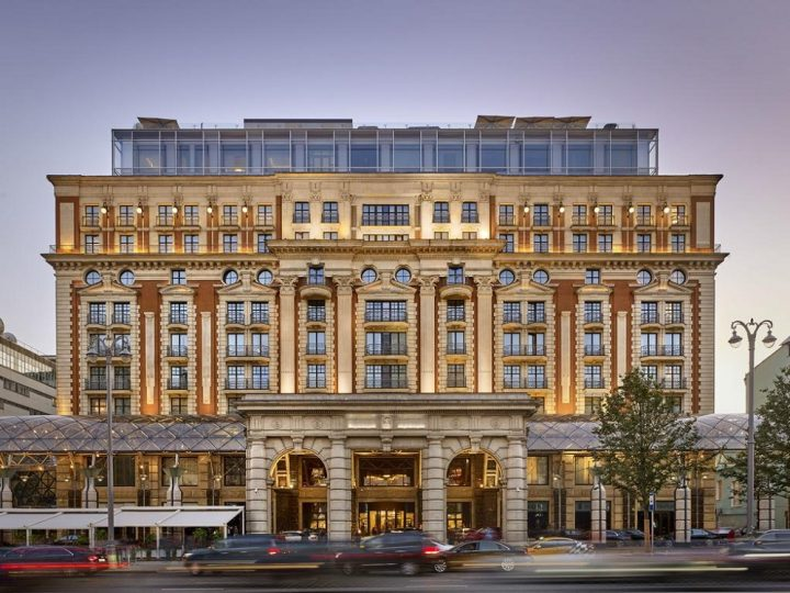 The 7 most expensive hotels in the world