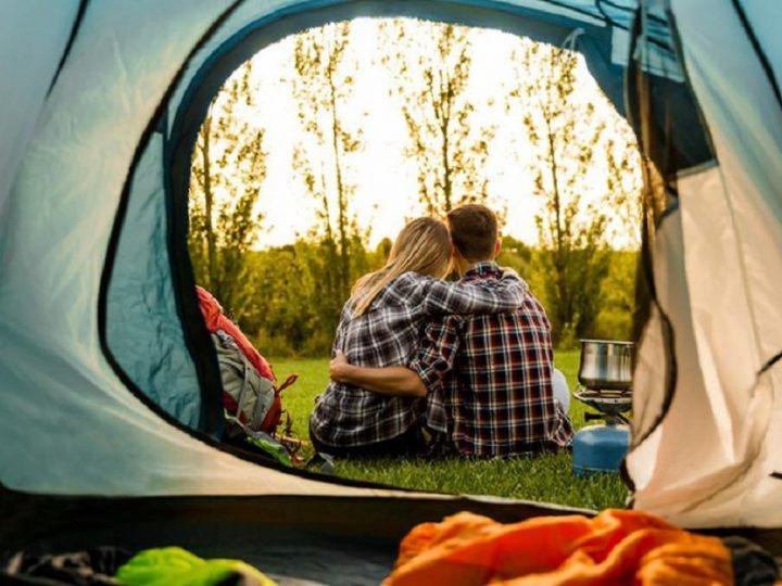Top 10 camping sites in the world