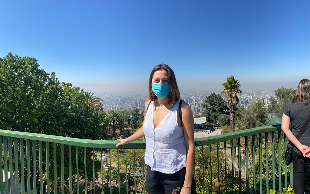 travel in Chile during the pandemic