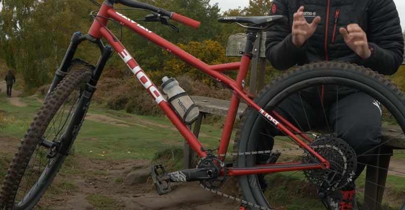 Hardtail Bike Easy to Do