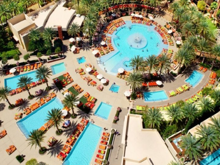 What are the best hotels for children in Las Vegas